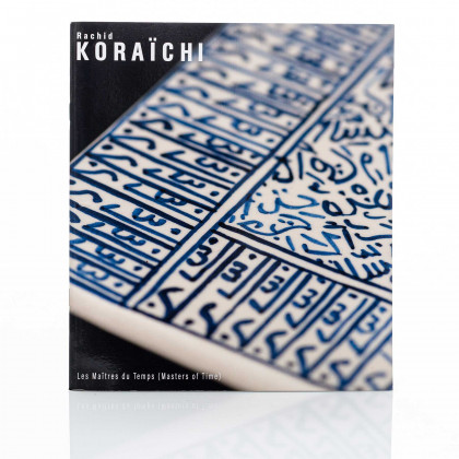 Rachid Koraichi: Masters of Time