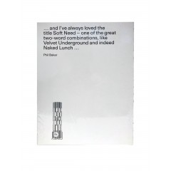 Soft Need #23 by William S. Burroughs