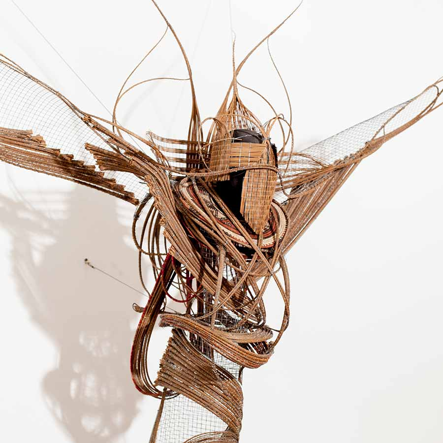 <strong>Adejoke Tugbiyele</strong>, <em>Flight To Revelation</em>, 2011.