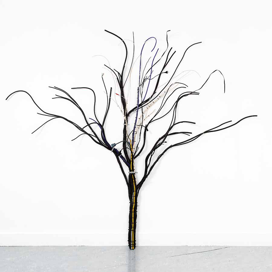 <strong>Remy Jungerman</strong>, <em>Small Comm-Tree</em>, 2008.